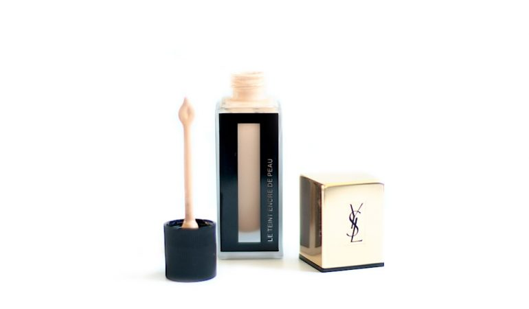 NASA technology in Le Teint Encre de Peau foundation from Yves Saint Laurent.