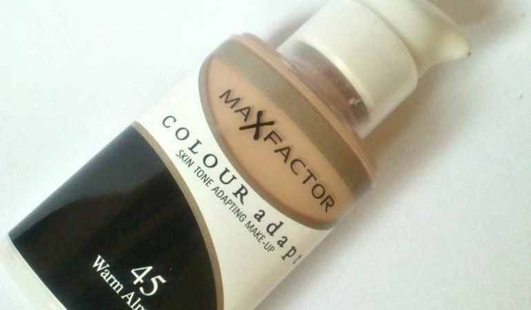 Colour Adapt from Max Factor: the ideal make up foundation?