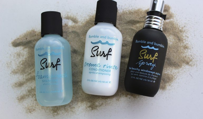 Seaweed shampoo? Bumble and Bumble for normal hair