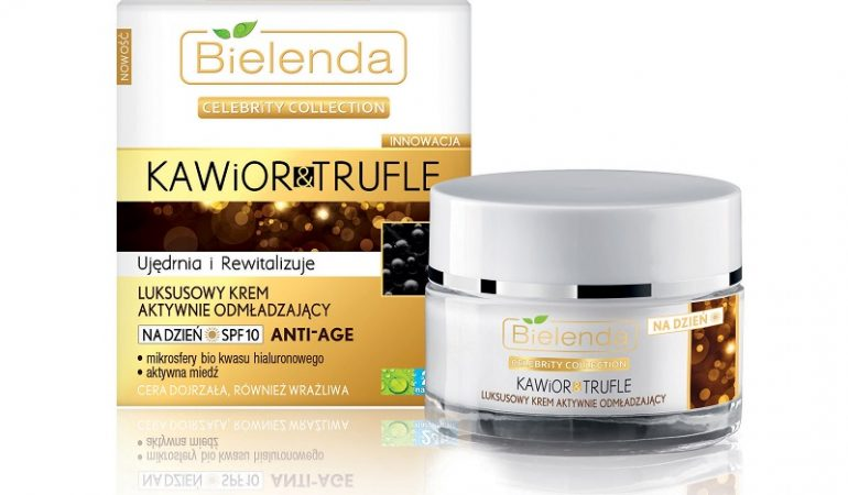Have the appearance of a movie star. Bielenda cosmetics – Celebrity Collection Caviar and Truffle