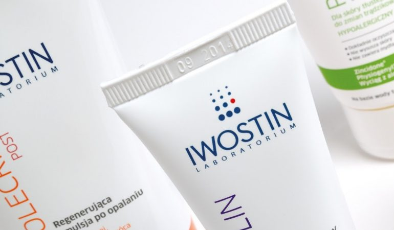 Rosacea acne? Soothing micellar lotion from Iwostin Rosacin is going to help you.