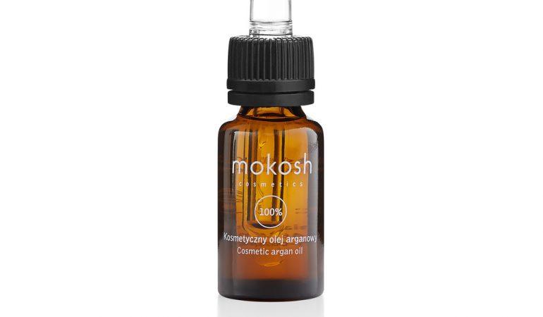 Argan oil from Mokosh – massage, bath, skin care