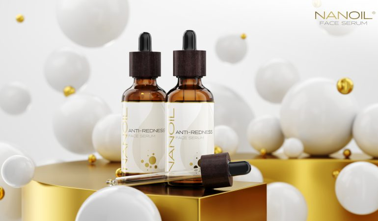 5 reasons why Nanoil serum for couperose skin is a HIT